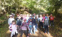 Randonnée USEP école Le Petit Prince